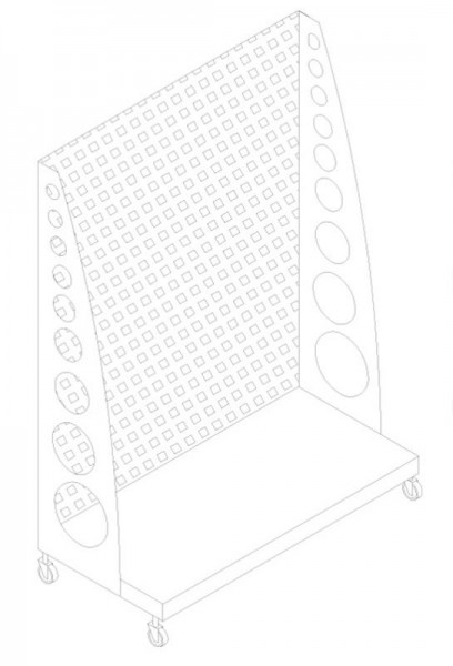 Grundgestell LIVORNO 5.4.69